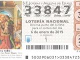 LOTERIA DEL NIÑO 2019