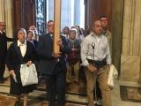 VIDEO DE LA PEREGRINACIÓN DE LA HERMANDAD A ROMA CON MOTIVO DE AÑO JUBILAR DE LA MISERICORDIA
