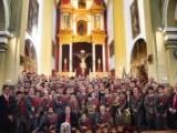 CONCIERTO EN NUESTRA BASÍLICA DE LA BANDA DEL SANTÍSIMO CRISTO DE LA SANGRE