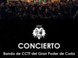 CONCIERTO DE LA BANDA DE C.C.T.T. GRAN PODER DE CORIA
