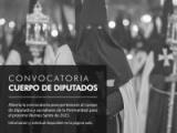ABIERTA LA CONVOCATORIA PARA PERTENECER AL CUERPO DE DIPUTADOS DE LA HERMANDAD